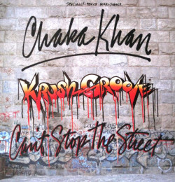 Can't Stop The Street Chaka Kahn:Varese Sarabande:Remaster for Vinyl